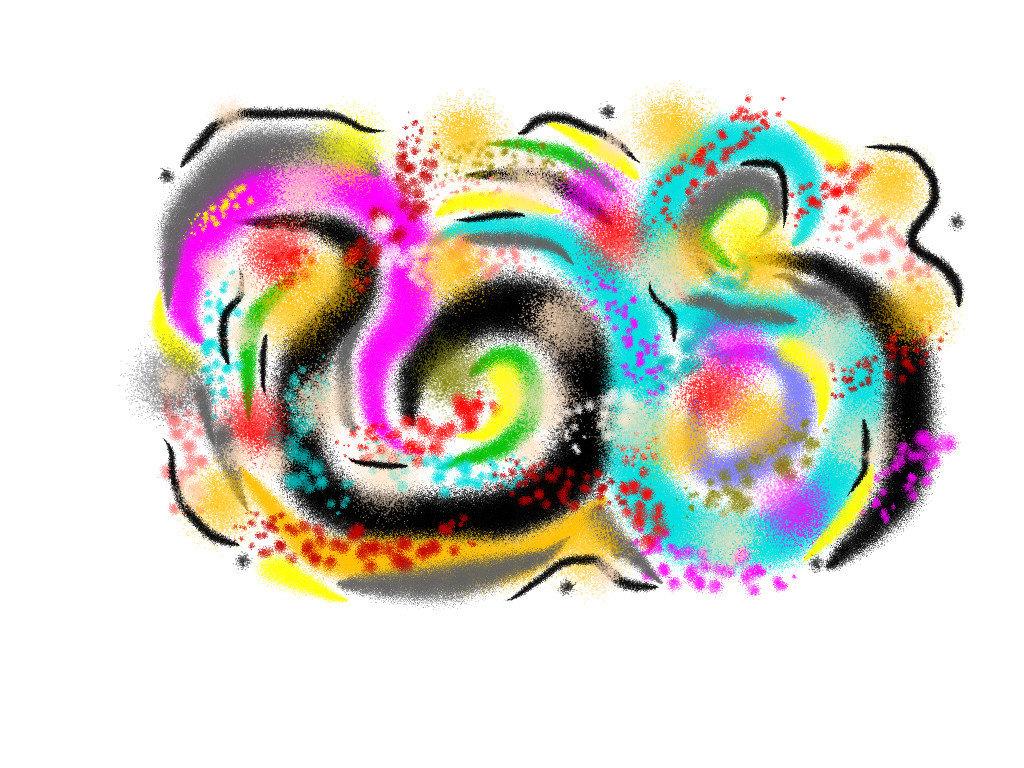 Splash of Color