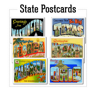 United States Postcards