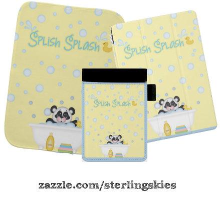 Baby Panda Babies Room Decor and Gifts