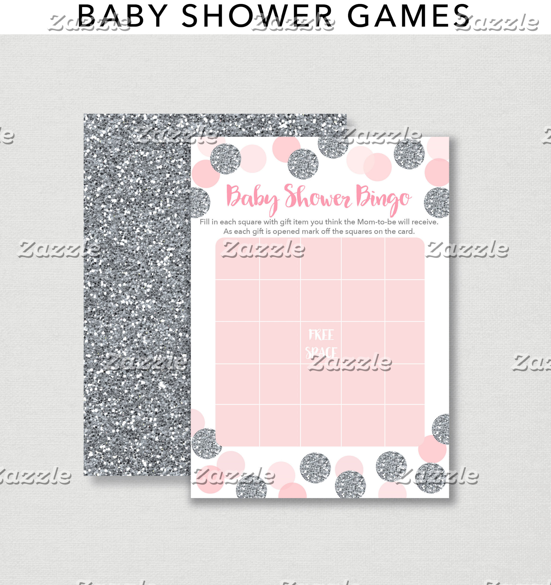 Baby Shower Games