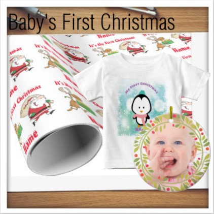 Christmas - Baby's First
