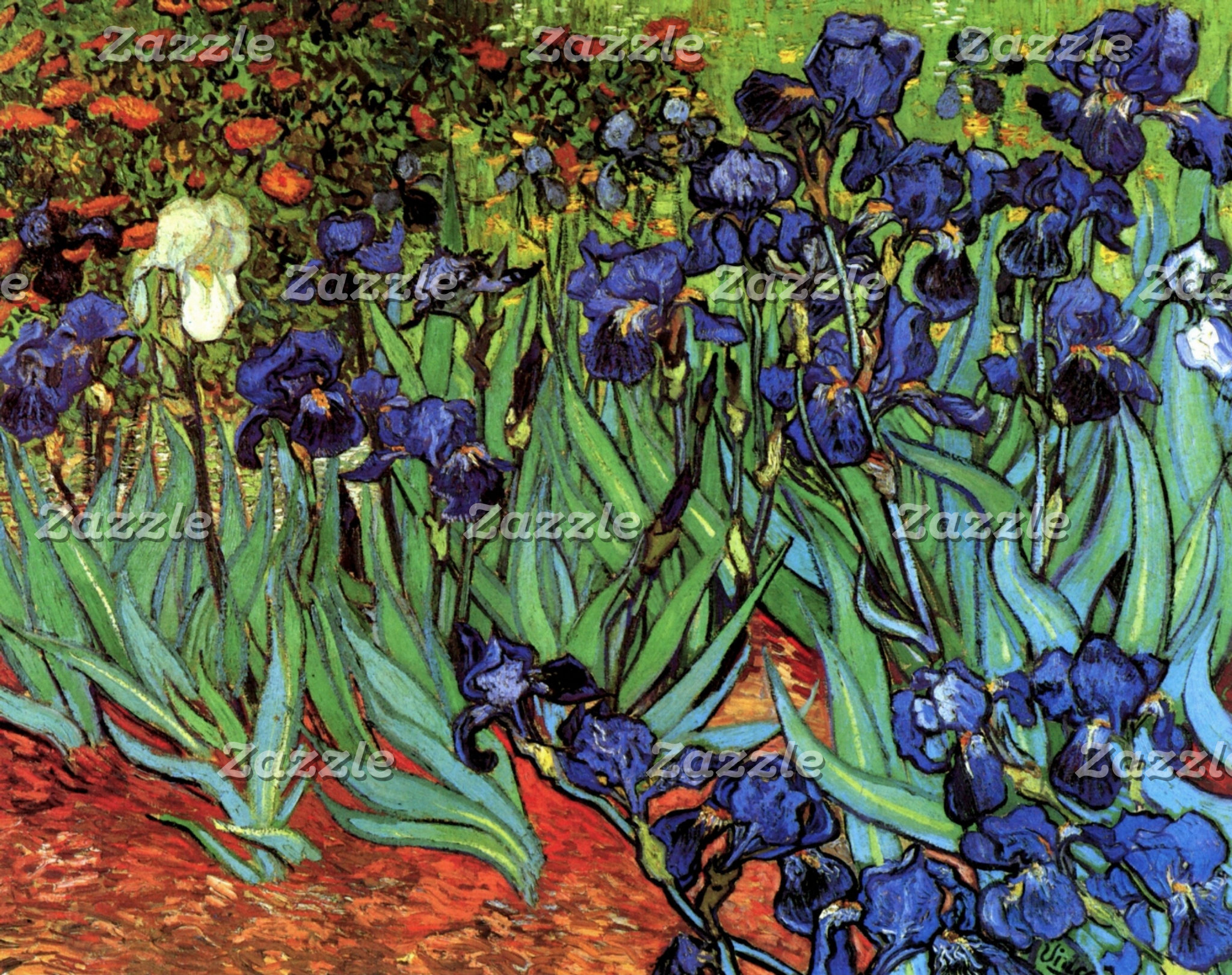 Flowers by Vincent van Gogh