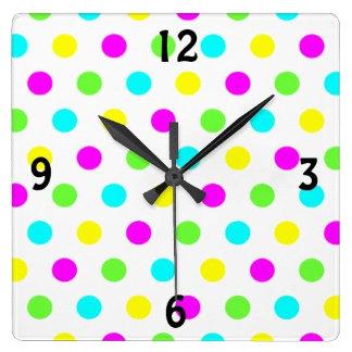 Polka Dots and Confetti