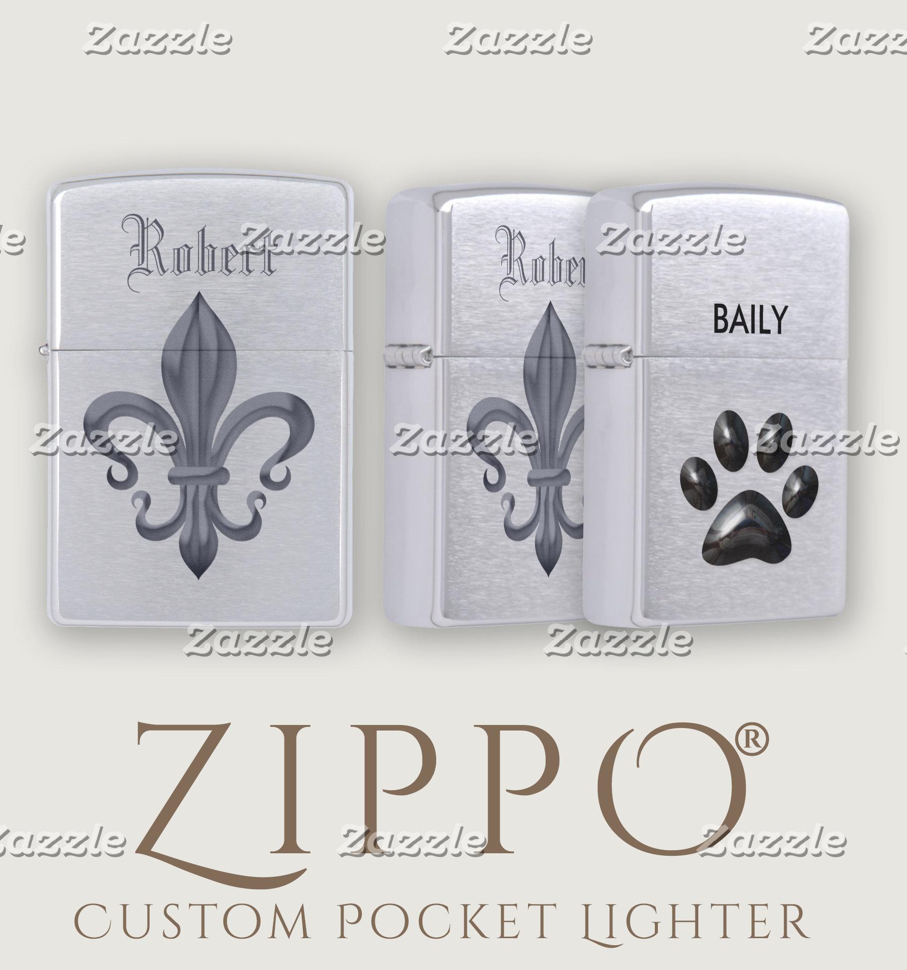 Zippo Lighters
