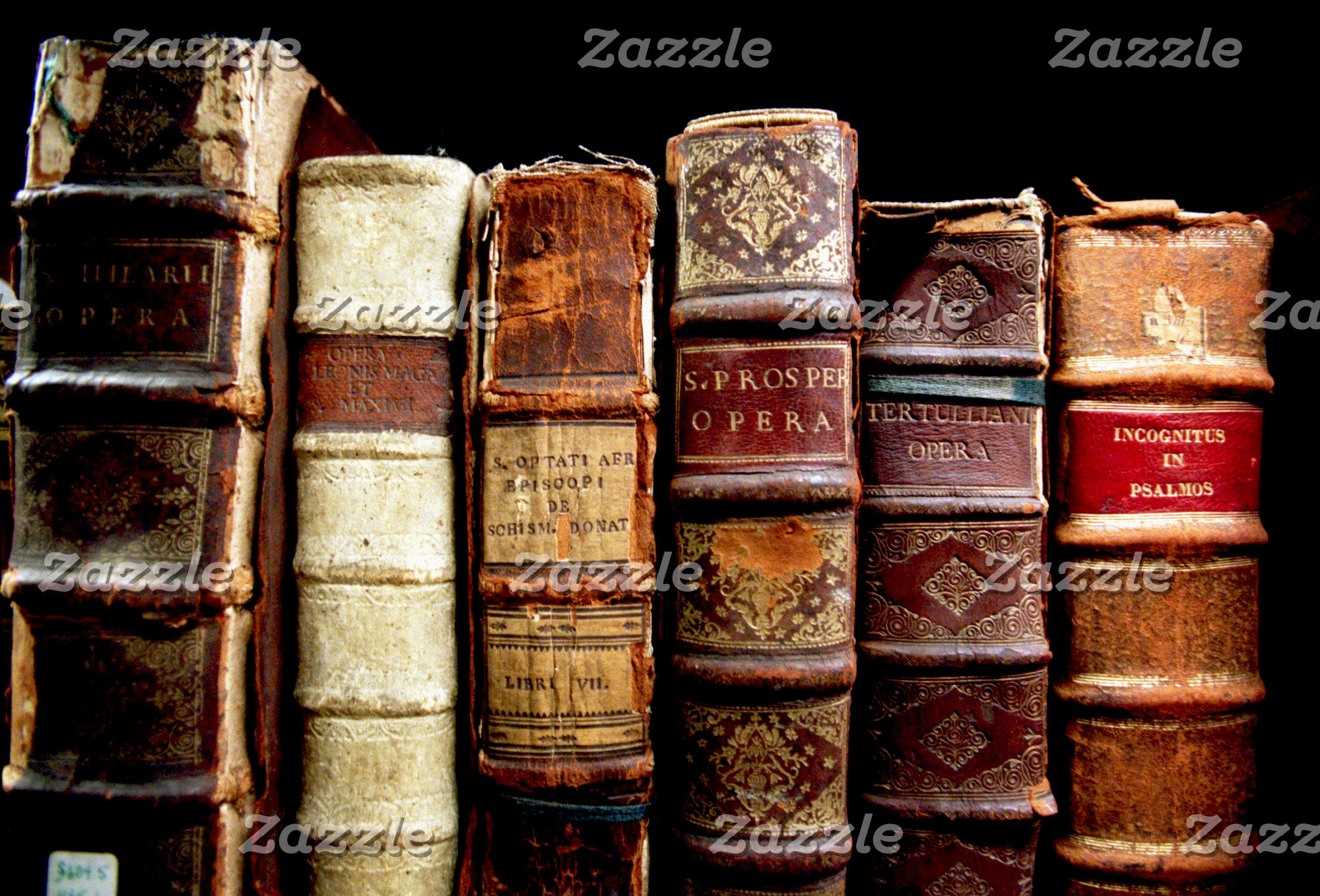 Antique Book Binding Designs