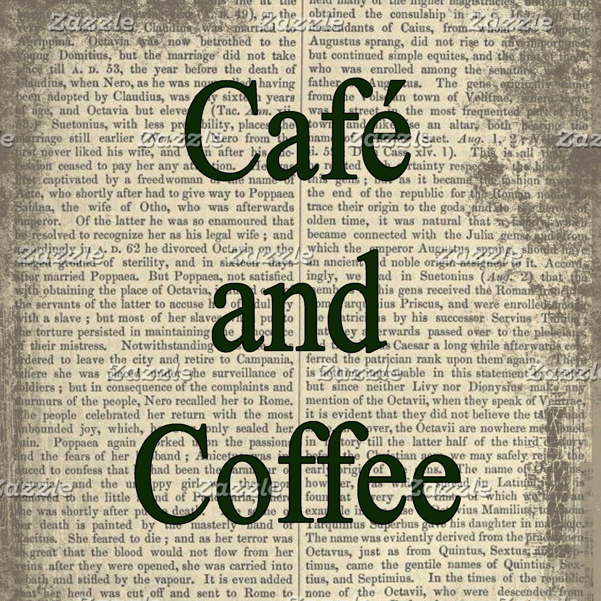 Café and Coffee