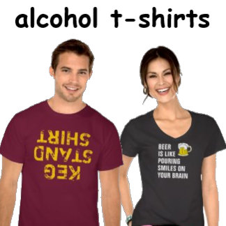 Alcohol T-Shirts