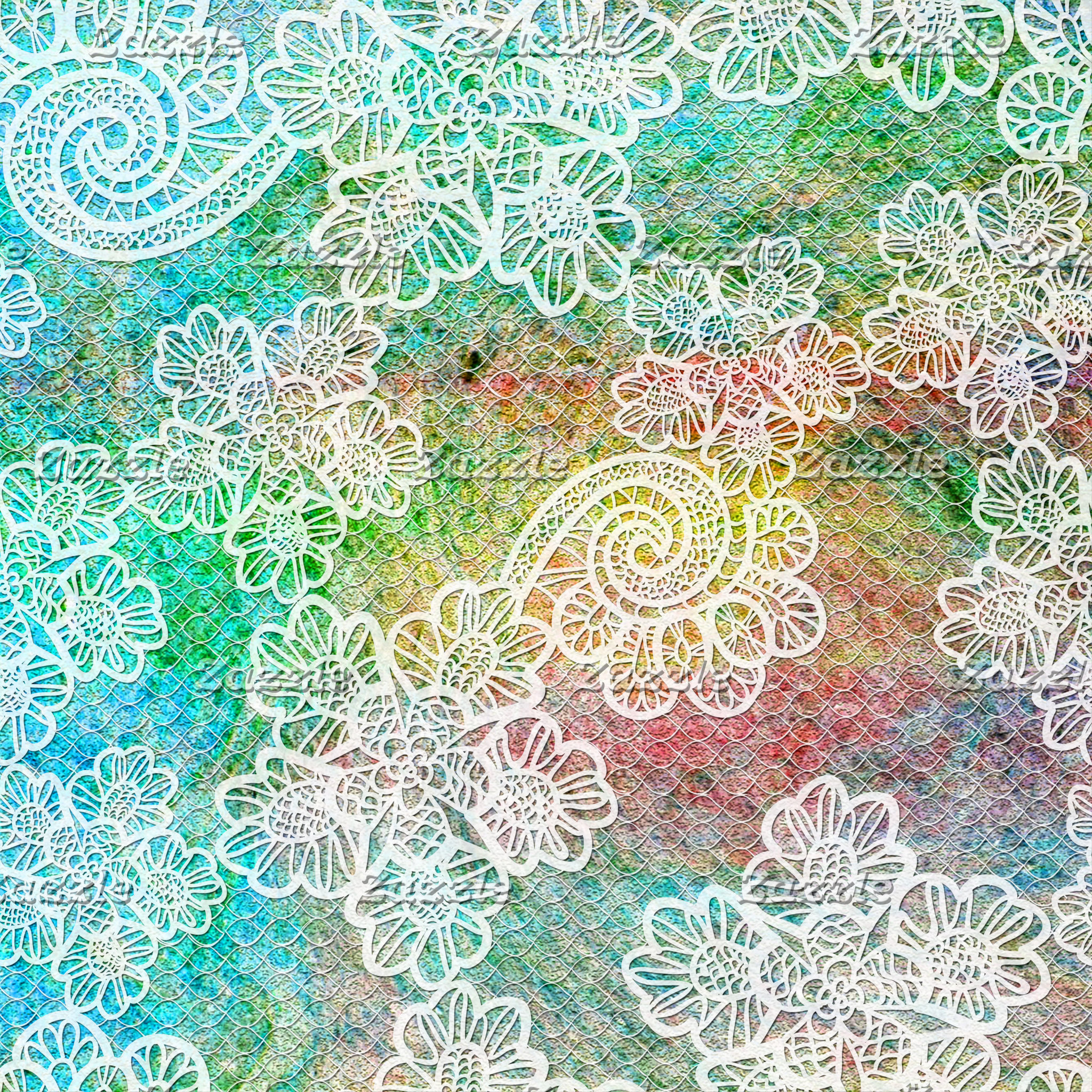Lace Patterns