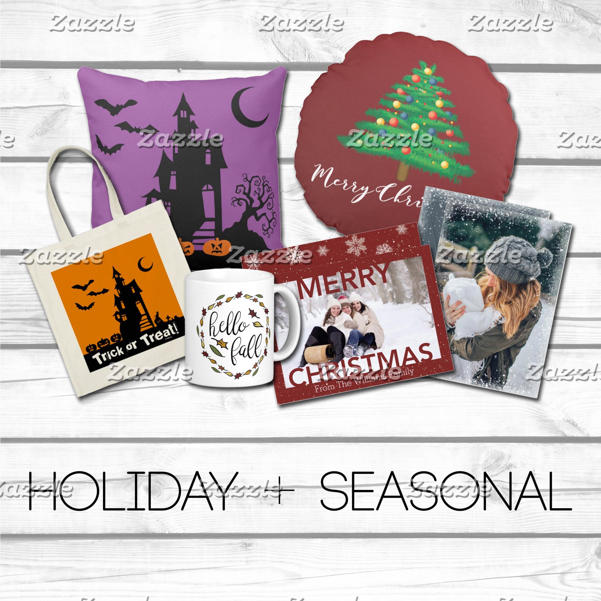 holiday + seasonal