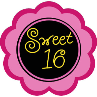Birthday Invitations (Sweet Sixteen)