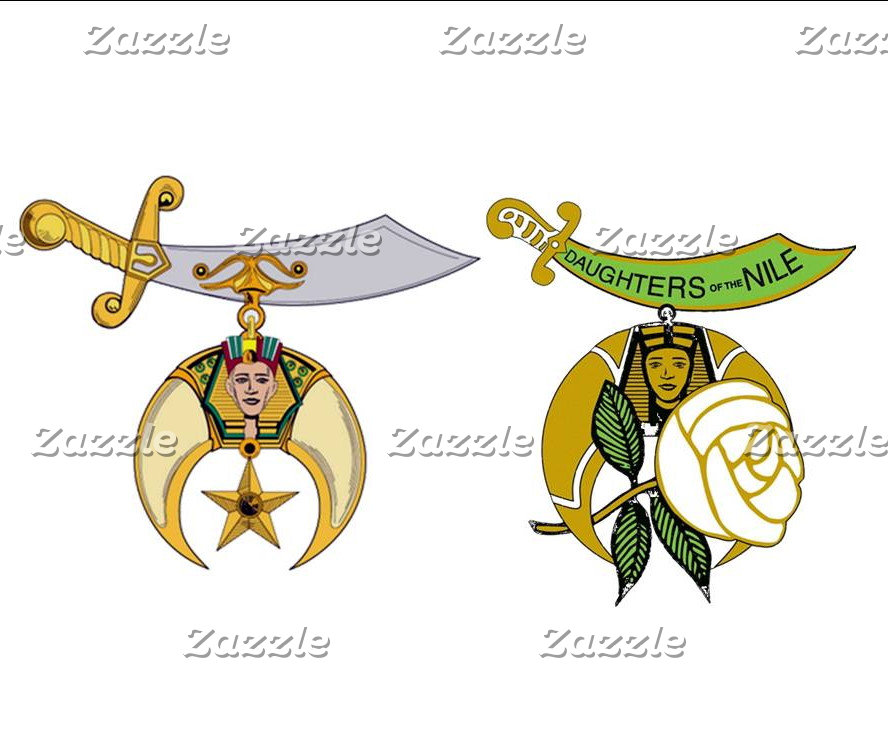 SHRINERS/DAUGHTERS of the NILE