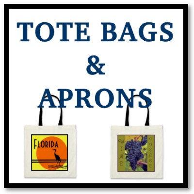 Tote Bags & Aprons