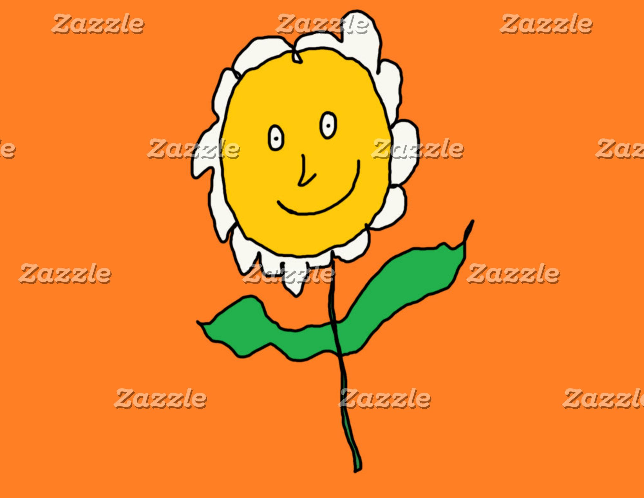 Cartoon Daisy