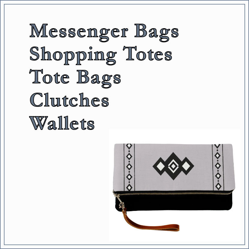 Bags, Clutches & Wallets