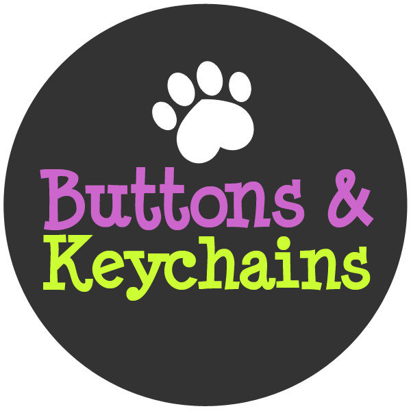 Buttons & Keychains