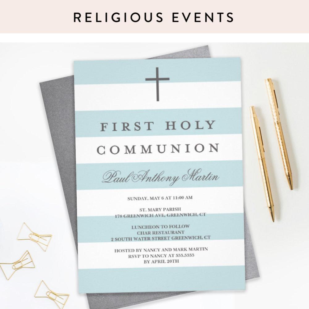 Religious Events