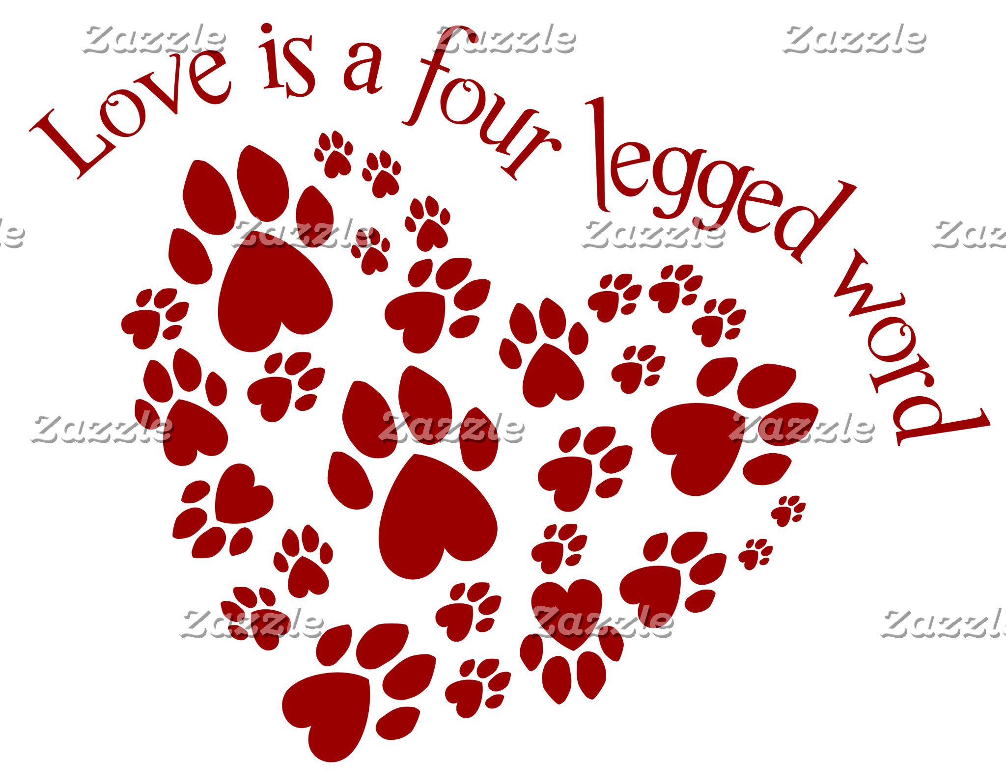 Love is 4 legged