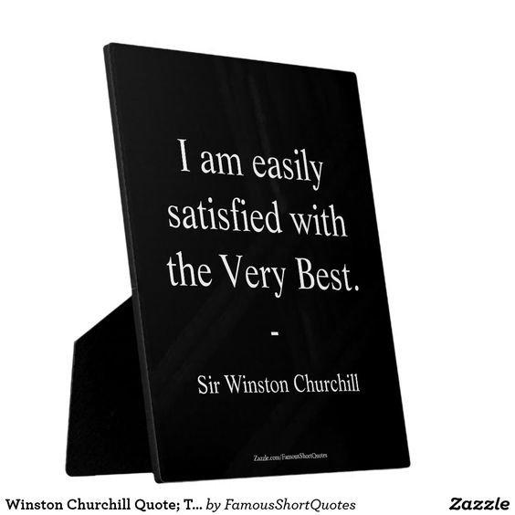 Famous Quotes Plaques