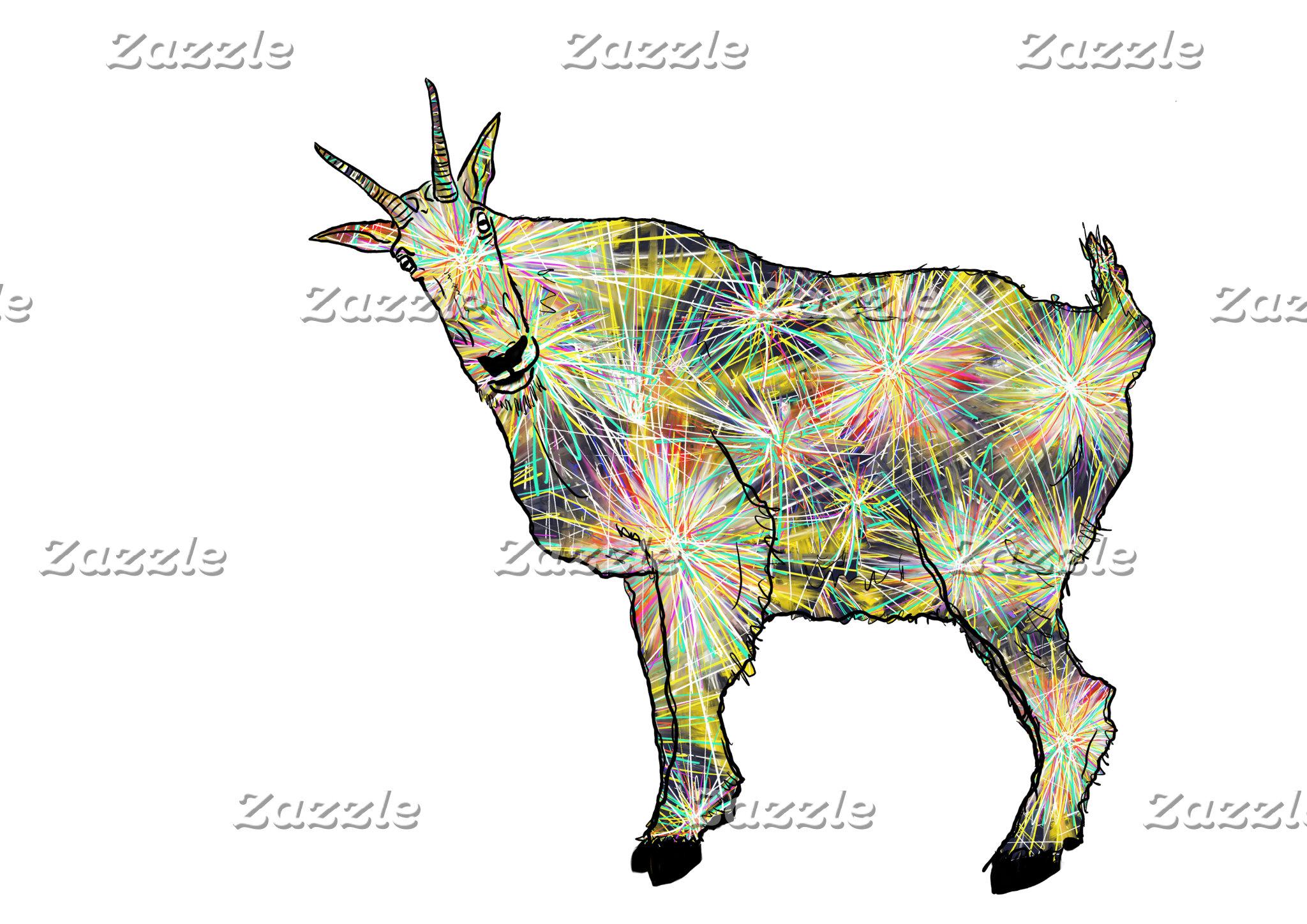 Funny Goat Designs