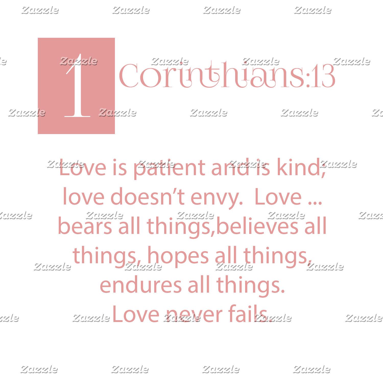 1 Corinthians 13 - Love is ...
