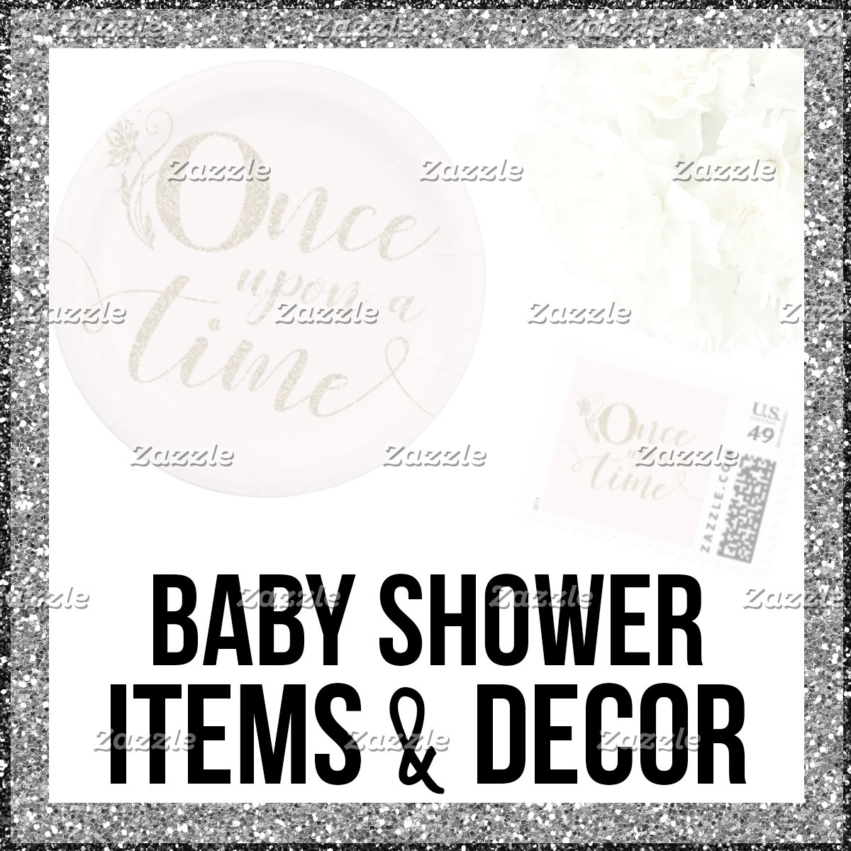 Baby Shower Items & Decor