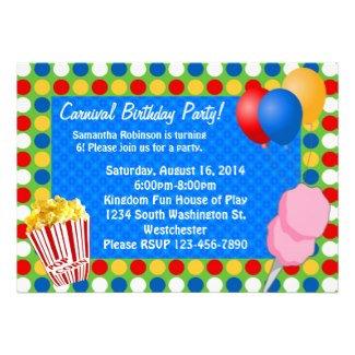 Kids, Teens, Children's Party Invitations
