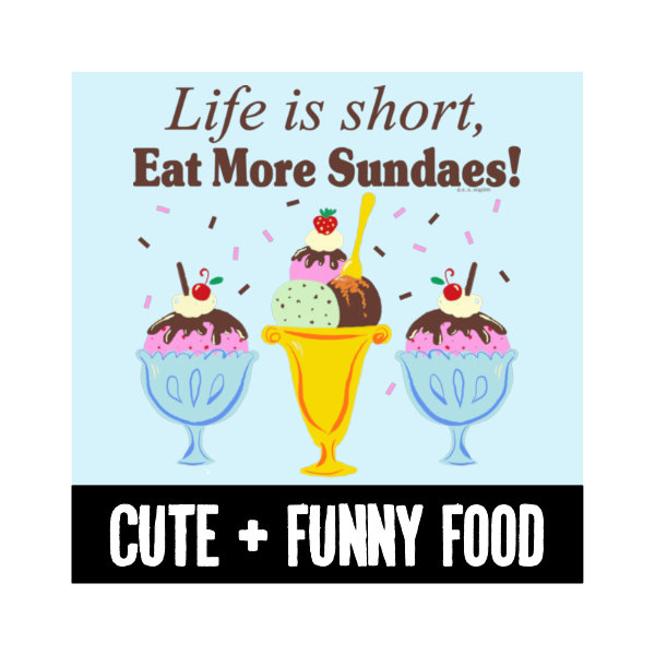 Cute & Funny Food