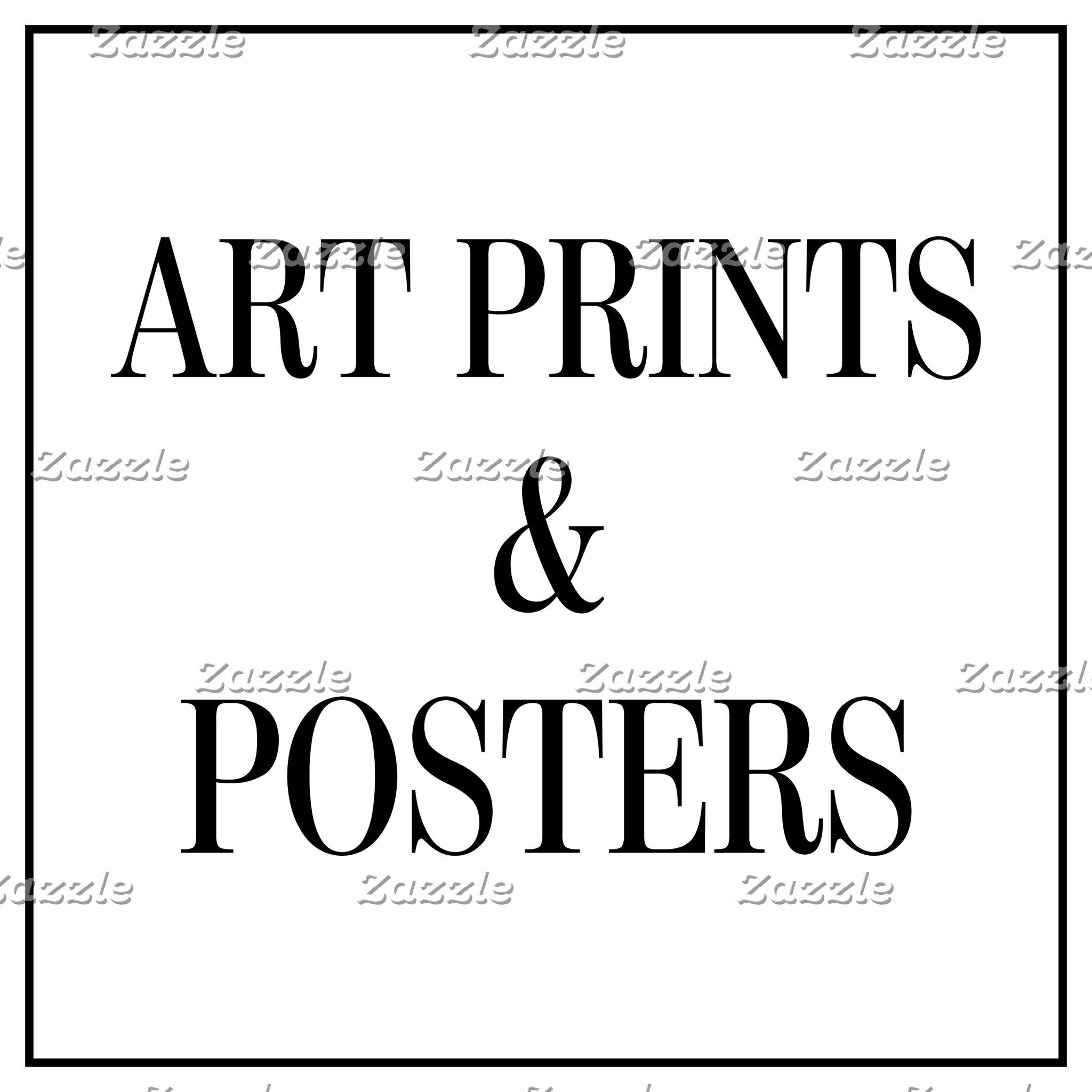 Art Prints & Posters