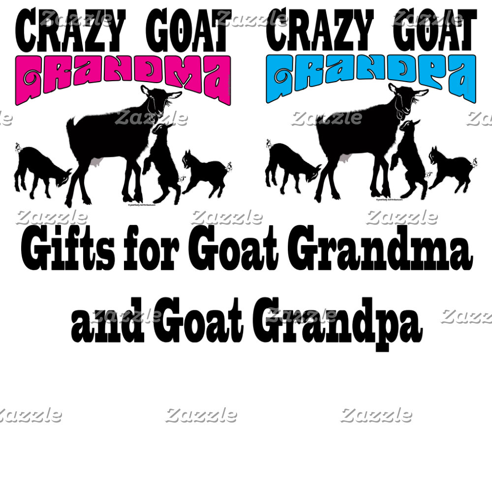CRAZY Goat Grandma - Grandpa
