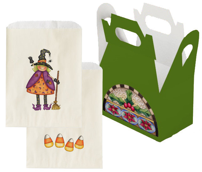 Favor Bags/Boxes
