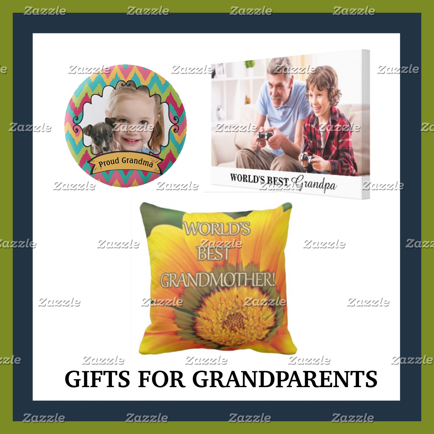 Gifts for Grandparents
