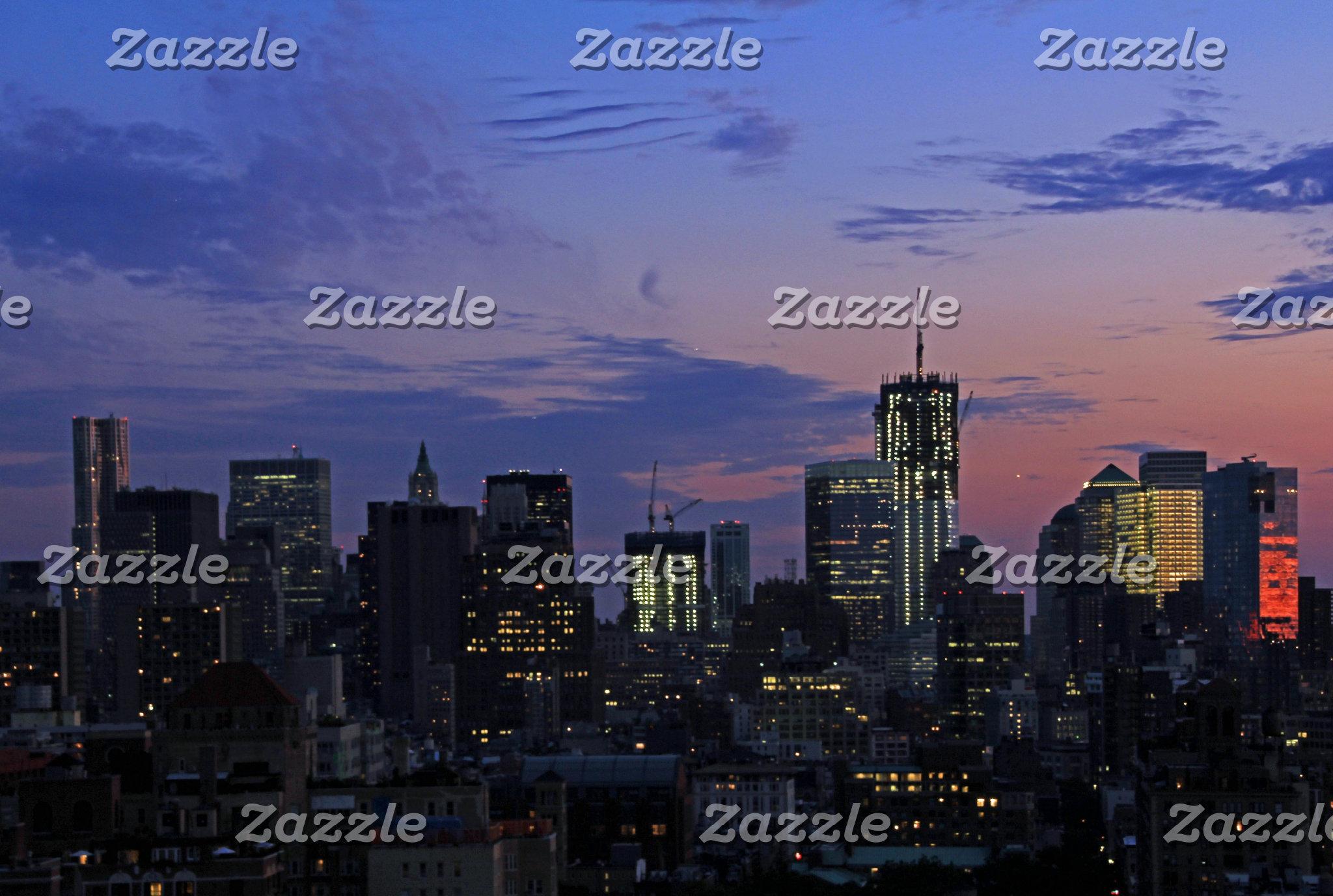 World Trader Center, Lower Manhattan