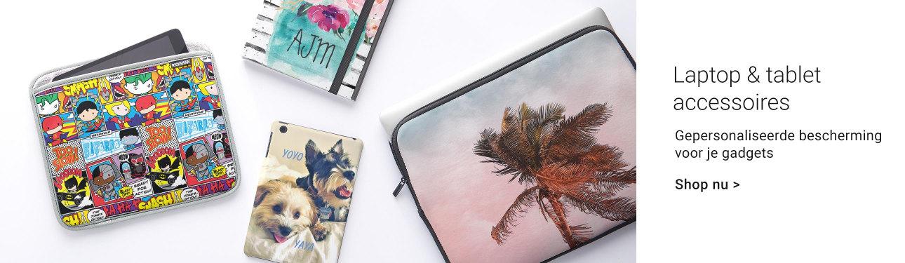 Geef je geliefde elektronische accessoires een uniek gepersonaliseerd tintje