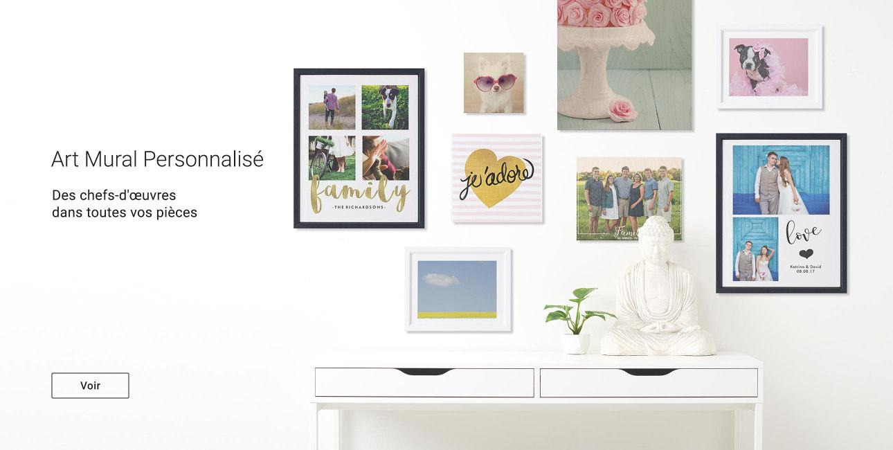 Posters et toiles pour toutes les pièces de votre maison