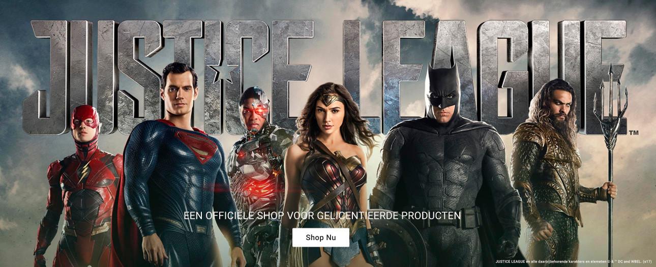 Justice League - Officiële producten