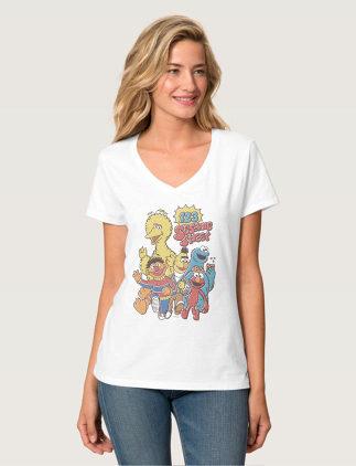 Sesamstraat T-shirts bij Zazzle