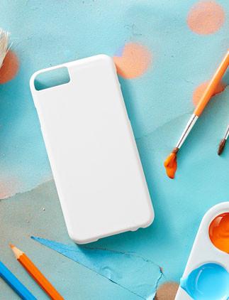 Maak je eigen iPhone 6 Hoesjes en personaliseer met kleur, design of stijl.
