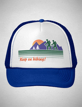Funny baseball caps and hats from Zazzle.