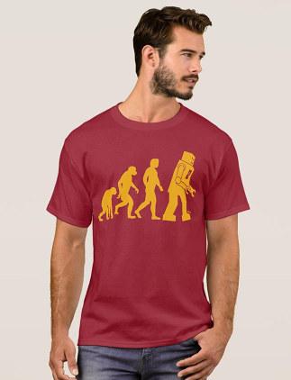 T-shirts personnalisés dans tous les styles