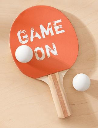 40% Off Ping Pong Paddles