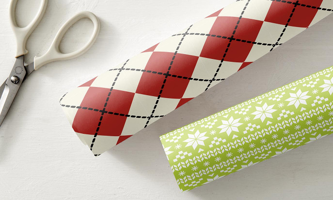 Papier Cadeau