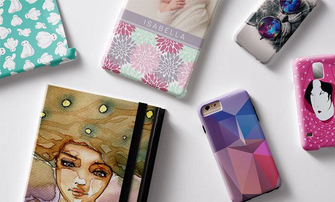 Bekijk al onze Elektronica artikelen van gepersonaliseerde telefoon hoesjes, speakers en meer. Alles volledig te personaliseren met je eigen tekst, design of foto.