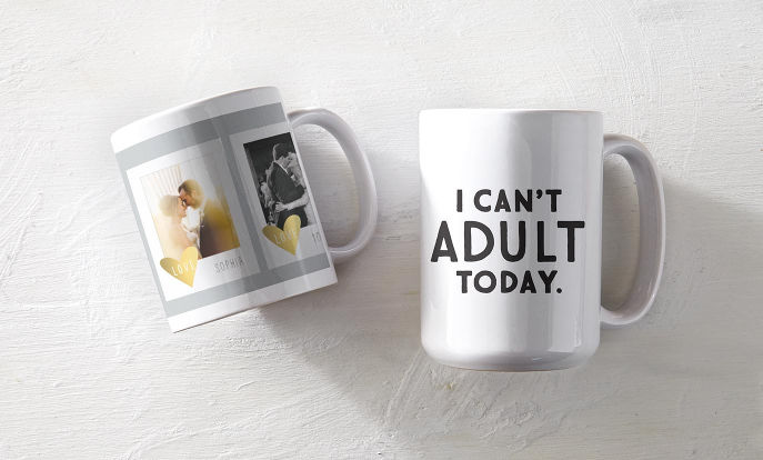 Mugs et tasses sur Zazzle