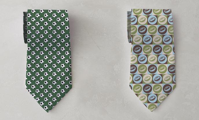 Cravates à personnaliser sur Zazzle