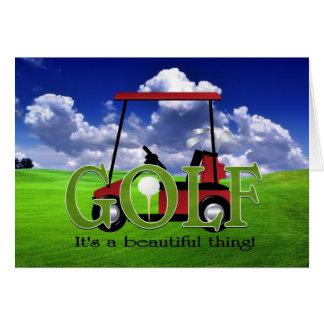 balle golf cartes balle golf cartons d 39 cartons d. Black Bedroom Furniture Sets. Home Design Ideas