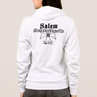 Sweat - shirt à capuche 1692 de Salem le