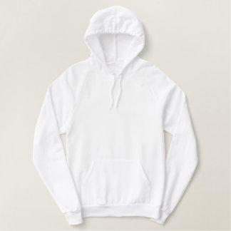 Sweat - shirt à capuche américain brodé de