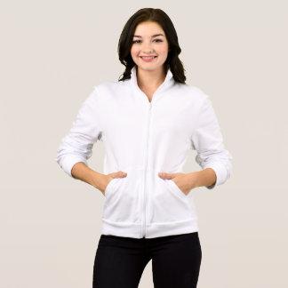 Sweat - shirt à capuche américain de fermeture