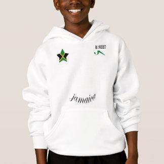 Sweat - shirt à capuche de 07 de la Jamaïque
