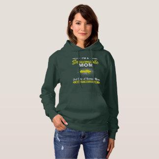 Sweat - shirt à capuche de cadeau de maman de